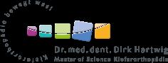 Dr. med. dent. Dirk Hartwig Logo